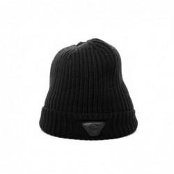 EMPORIO ARMANI - Wool hat -...