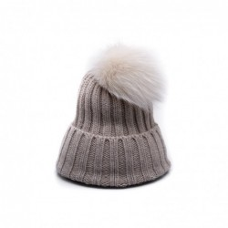 RIVIERA - Cashmere Hat with...