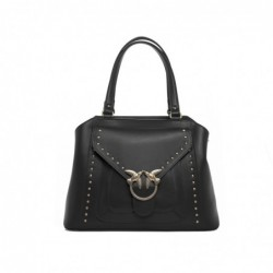 PINKO - AVOSSA Bag in veal...