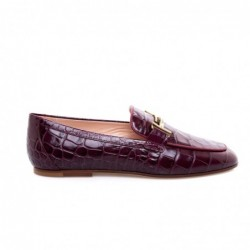 TOD'S - Leather Moccasin...