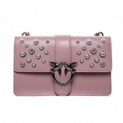 PINKO - Borsa LOVE in pelle...