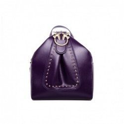 PINKO - ALKAN leather...