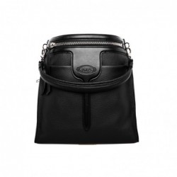 TOD'S - THEA BAG in pounded...