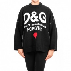 DOLCE&GABBANA - Wool Knit...