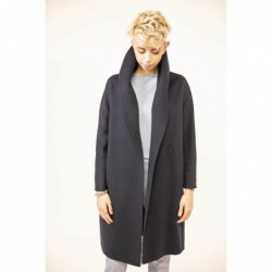 S MAX MARA - Wool Coat with...