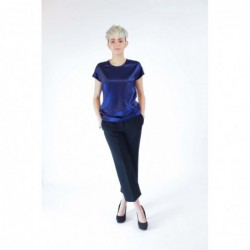 PINKO - Stretch Silk Blouse...