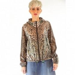PINKO - Leopard Print...