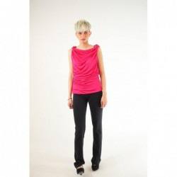 PINKO - Tank Top in Viscose...