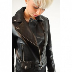 PINKO - CHIODO Leather...