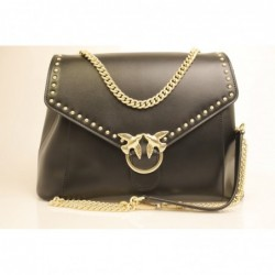 PINKO - leather bag...