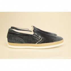 TOD'S - Slip On in Denim -...