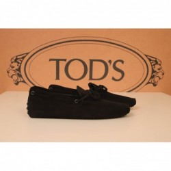 TOD'S - Leather Moccasin -...