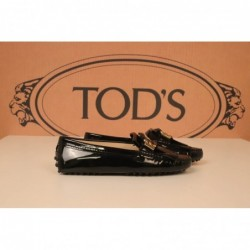 TOD'S - Patent leather...