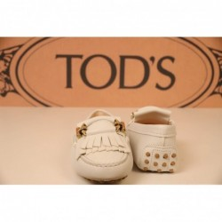 TOD'S - Leather GOMMINO -...