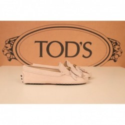TOD'S - Suede leather...