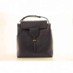 TOD'S - Joy Leather Bag - Blue