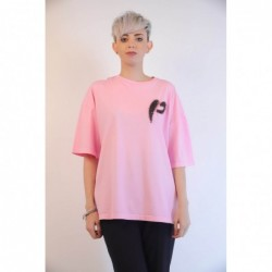 PINKO - T-Shirt PINKOSO in...