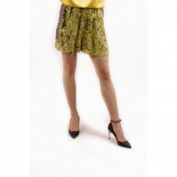 PINKO - Shorts in Viscosa a...