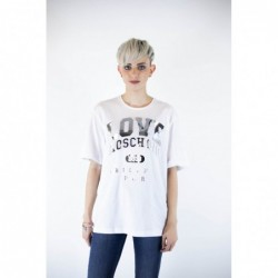 LOVE MOSCHINO - T-Shirt in...