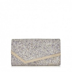 JIMMY CHOO - Glitter Clutch...