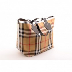 BURBERRY - Reversible Big...