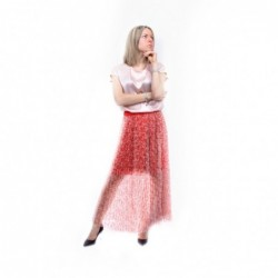 PINKO -Pleated DOCILE Skirt...